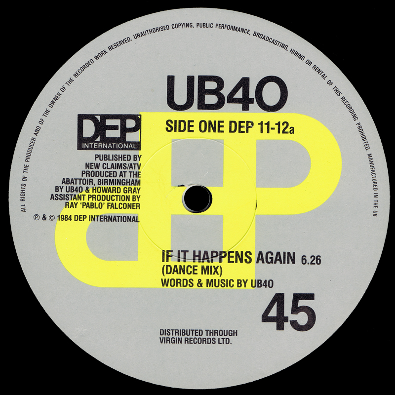 Burning The Ground Djpault S 80 S And 90 S Remixes 187 Ub40